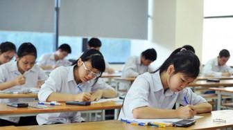 Kỳ thi tốt nghiệp THPT 2020 đặt mục tiêu chính là xét tốt nghiệp