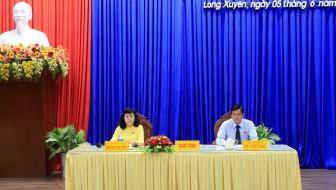 HĐND TP. Long Xuyên tổ chức kỳ họp lần thứ 14 (bất thường)