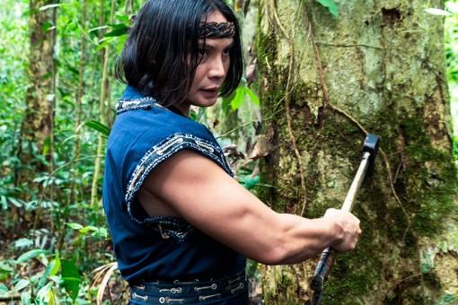 Sao võ thuật 'Diệp Vấn 3' đóng phim hành động Việt