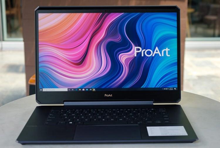 Asus trình làng dòng laptop ProArt Series có giá bán lên tới 270 triệu đồng