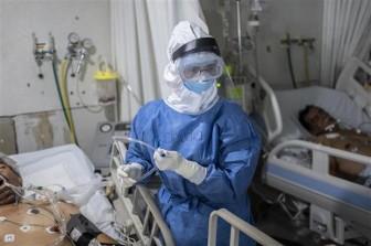 Số ca mắc COVID-19 tại Mexico đã vượt 110.000 người