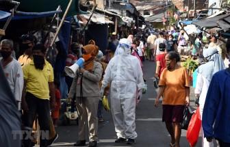 Indonesia ghi nhận số ca nhiễm COVID-19 mới trong ngày cao nhất