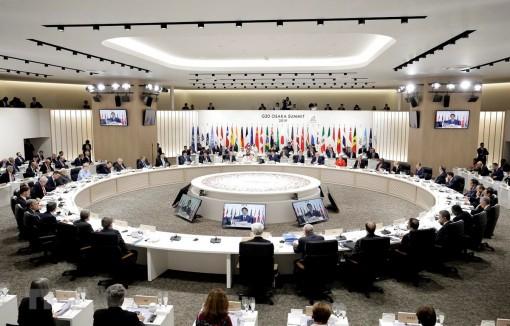 G20 cam kết hỗ trợ hơn 21 tỷ USD cho cuộc chiến chống COVID-19