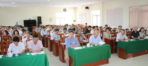 Câu lạc bộ thứ 7-Bình Khánh hỗ trợ các trường hợp khó khăn trên 500 triệu đồng