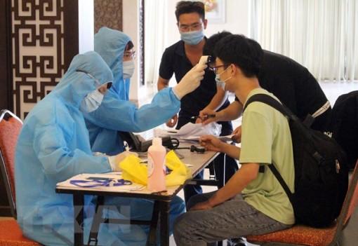 Việt Nam chỉ còn 9 trường hợp dương tính với virus SARS-CoV-2