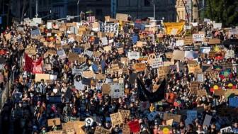 Đức: Biểu tình chống phân biệt chủng tộc ở nhiều thành phố