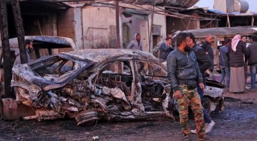 Hai vụ đánh bom khiến ít nhất 15 người thương vong tại Syria