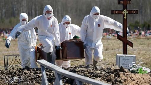 Dịch COVID-19: Số ca tử vong trên toàn cầu vượt quá 400.000 người