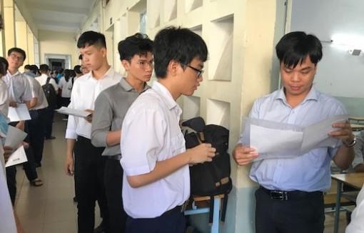 Tuyển sinh 2020: Giảm tỷ lệ xét tuyển bằng điểm thi tốt nghiệp, tăng xét tuyển học bạ