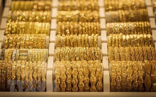 Giá vàng thị trường thế giới tăng trước thềm cuộc họp của Fed