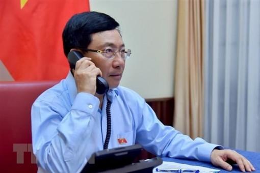 Thụy Sĩ đánh giá cao nỗ lực của Việt Nam trong vai trò Chủ tịch ASEAN