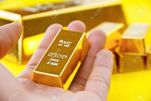 Giá vàng hôm nay 12-6: Tăng vọt lên đỉnh sau quyết định của Fed