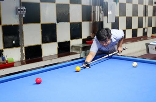 Trải nghiệm cần thiết cho billiards Hậu Giang