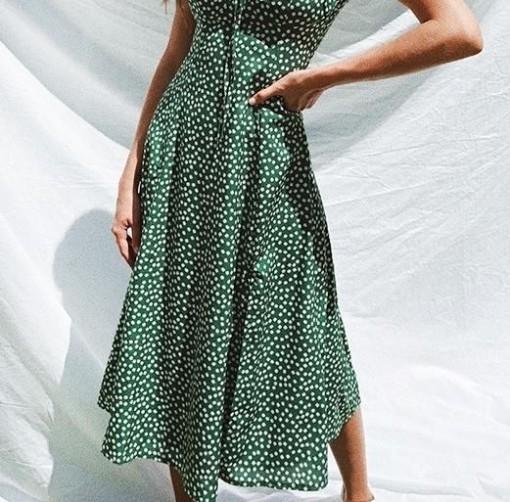 3 kiểu váy xinh giúp bạn mát rượi, quyến rũ trong ngày hè