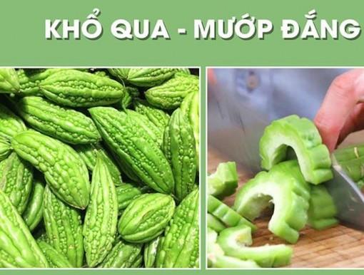 3 loại rau quả có vị đắng nhưng cực tốt cho sức khỏe