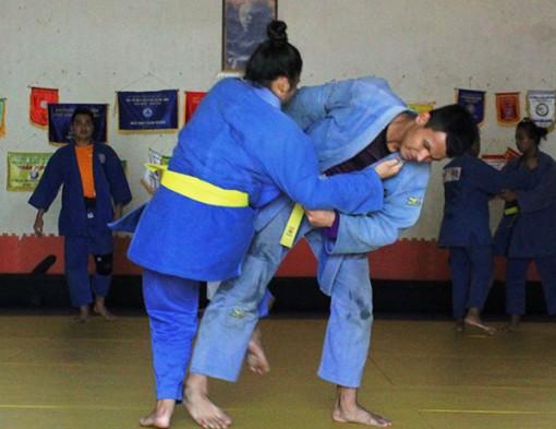 Judo Sóc Trăng gặp khó