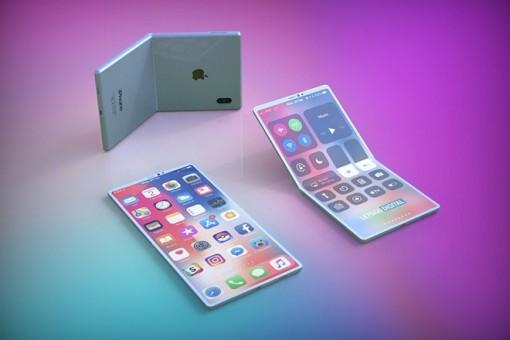 Sắp có iPhone đầu tiên màn hình uốn cong