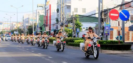 Đổi mới mạnh mẽ phương thức hoạt động tuần tra, kiểm soát, xử lý vi phạm về trật tự an toàn giao thông
