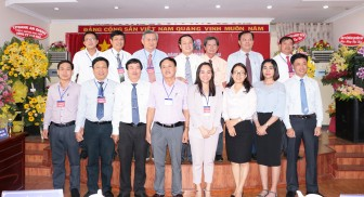 Đồng chí Lê Thanh Thuấn tái đắc cử Bí thư Đảng ủy Tập đoàn Sao Mai nhiệm kỳ 2020-2025