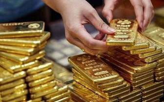 Giá vàng tăng sốc phiên cuối tuần