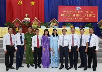 Sẵn sàng cho Đại hội Đảng bộ huyện Tri Tôn