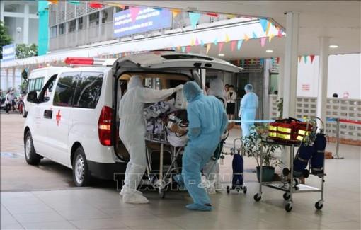 Việt Nam tiếp tục không có ca mắc COVID-19 mới; bệnh nhân người Anh sớm hồi phục về nước