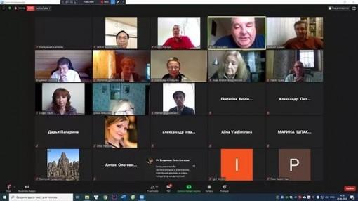 Hội thảo trực tuyến về Biển Đông tại Nga