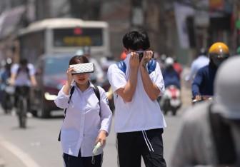 Ngày 23-6, Bắc Bộ và Trung Bộ nắng nóng đặc biệt gay gắt, cao nhất 42 độ C