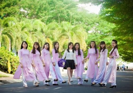 Những mẫu đồng phục đẹp nhất Việt Nam, nhìn bộ thứ 4 ai cũng phải thốt lên 'chất quá'