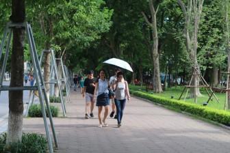 Thời tiết ngày 26-6: Bắc Bộ và Trung Bộ nắng nóng, chiều tối và đêm có mưa rào và dông