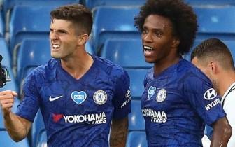Thắng Man City 2-1, Chelsea giúp Liverpool vô địch sớm 7 vòng