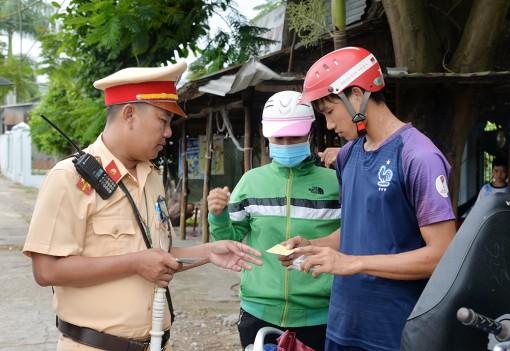 Châu Thành với nhiều giải pháp đảm bảo trật tự an toàn giao thông