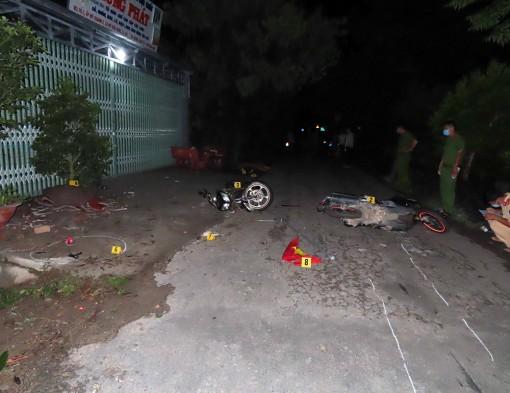 Tai nạn giao thông lúc nửa đêm, 1 người tử vong