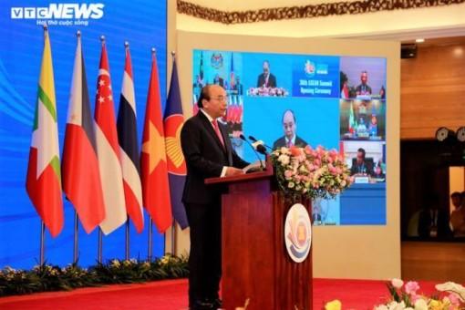 Thủ tướng: COVID-19 là phép thử khẳng định bản lĩnh của ASEAN