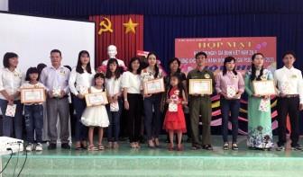 """Thị trấn Phú Mỹ tổ chức thi """"Gia đình song ca"""" hưởng ứng ngày Gia đình Việt Nam"""