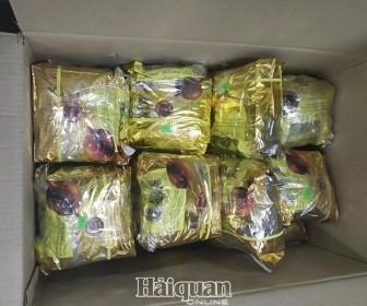 Hải quan Nghệ An phối hợp phá chuyên án, thu giữ 50 kg ma túy đá