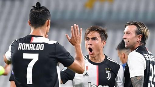 Ronaldo tỏa sáng giúp Juventus giành chiến thắng tưng bừng