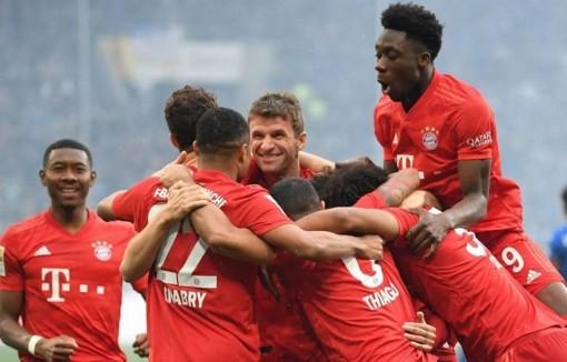 Bayern hướng đến nhiều kỷ lục mới trong ngày Bundesliga hạ màn