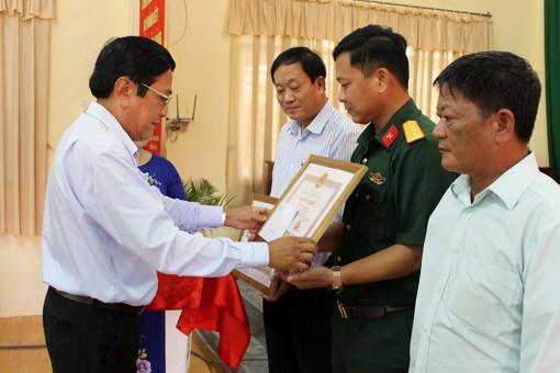 Ban Chấp hành Đảng bộ Thoại Sơn đánh giá tình hình thực hiện nhiệm vụ 6 tháng đầu năm 2020