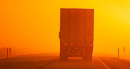 Bụi từ sa mạc Sahara đang che phủ khắp bầu trời nước Mỹ