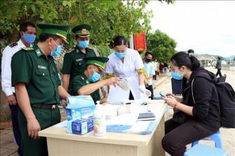 Chiều 28-6, Việt Nam không thêm ca mắc mới COVID-19, giữ nguyên tổng số 355