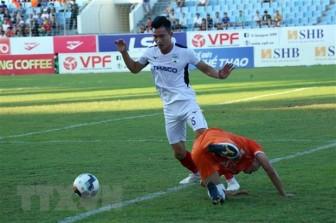Những cặp đấu quyết liệt ở vòng 7 giải bóng đá V-League 2020