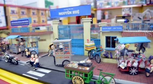 Độc đáo hình ảnh Sài Gòn xưa qua các mô hình thu nhỏ