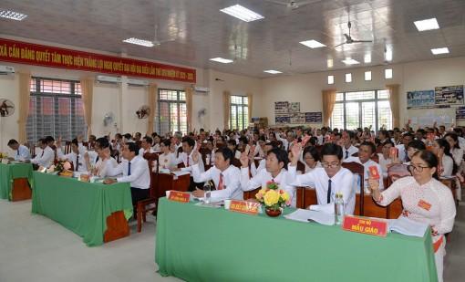 Châu Thành hướng tới Đại hội Đảng bộ huyện