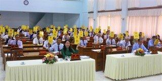 Ngày 9 và 10-7, diễn ra kỳ họp thứ 15, HĐND tỉnh