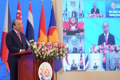 """ASEAN vượt thách thức """"kép"""" cùng hướng tới Cộng đồng thịnh vượng"""