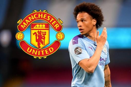 MU lấy Sane, Man City dẫn đầu ký Alaba