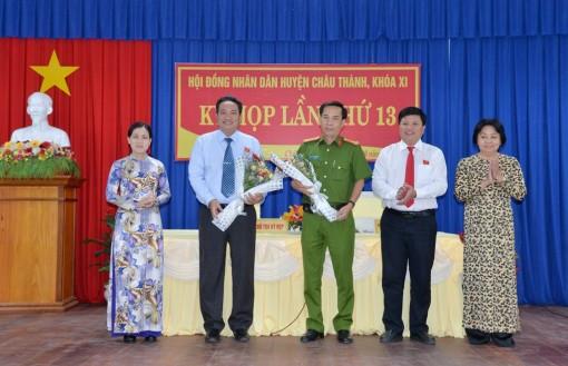 Ông Lê Phước Dũng được bầu giữ chức Chủ tịch UBND huyện Châu Thành (nhiệm kỳ 2016 – 2021)