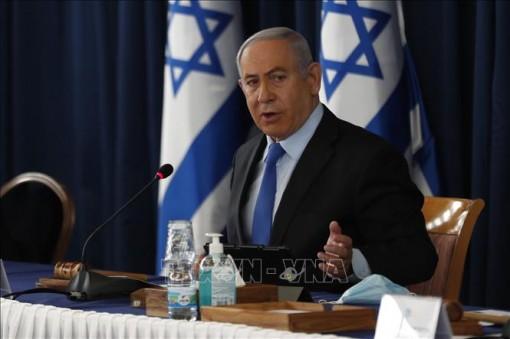 Israel tuyên bố 'sẵn sàng' đàm phán với Palestine