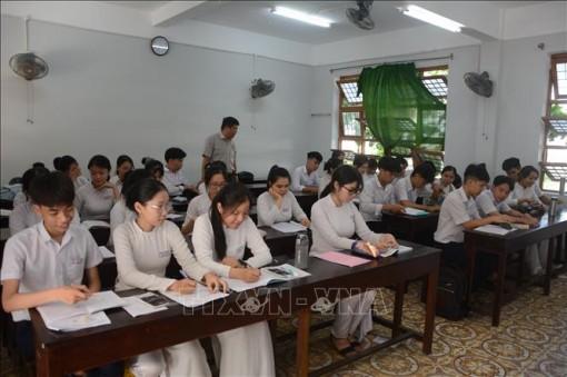 Phân định rõ trách nhiệm thanh, kiểm tra thi tốt nghiệp THPT 2020